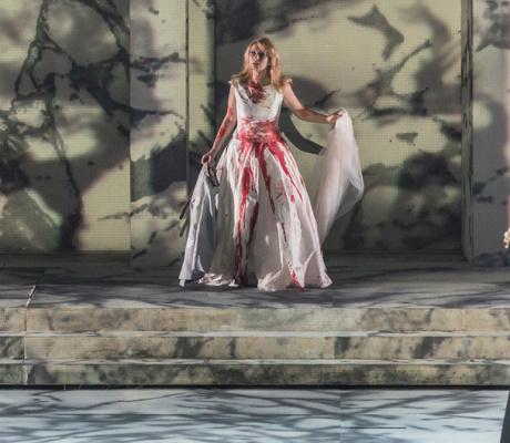 Гастроли Латвийской национальной оперы